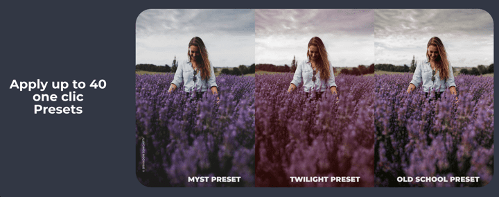 PhotoLab 3 One-Click Presets