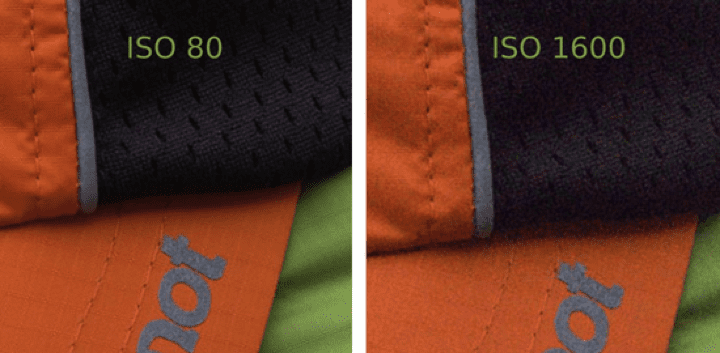 ISO Comparison Hat
