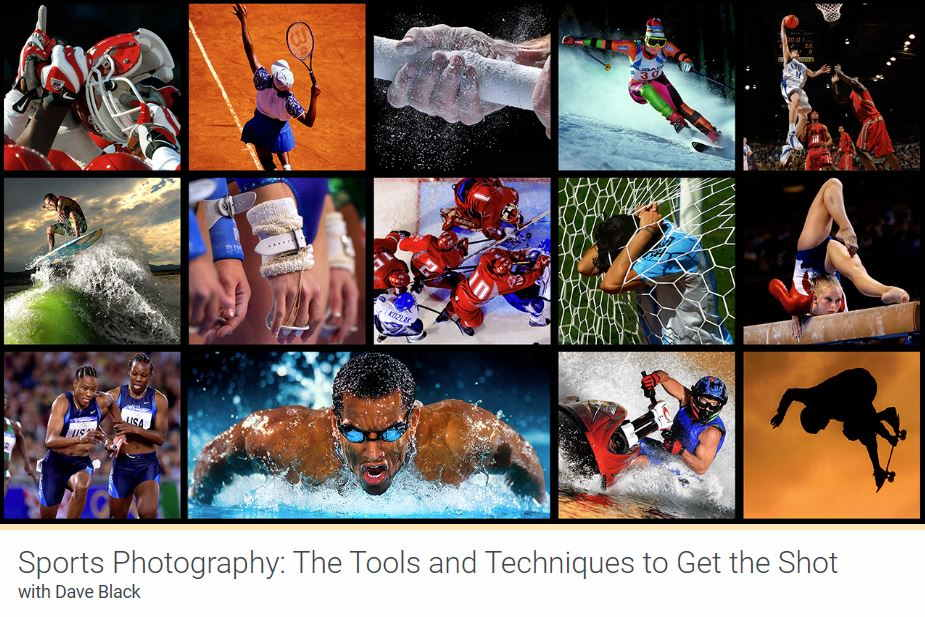 Kelbyone Sports Photography