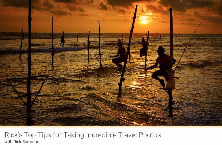 Kelbyone Travel Photography tips